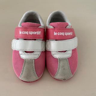 ルコックスポルティフ(le coq sportif)のベビー 靴(スニーカー)