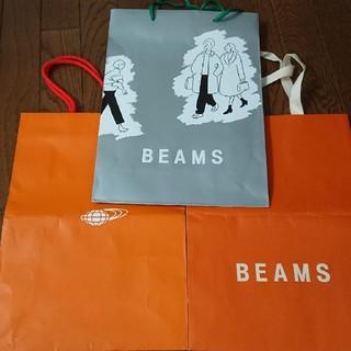 ビームス(BEAMS)のBEAMS ショップ袋 (ショップ袋)