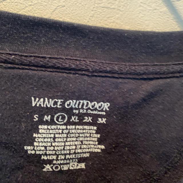 Champion(チャンピオン)の90s USA古着 VANCE OUTDOOR 文字ロゴ スウェット ゆるだぼ メンズのトップス(スウェット)の商品写真