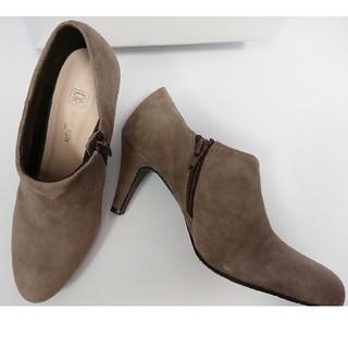 ミッシェルクラン(MICHEL KLEIN)のMICHEL KLEIN ミッシェルクラン☆ ショートブーツ ブーティー22.5(ブーツ)