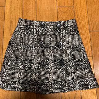 ベベ(BeBe)のbebe スカート ミニスカート(ミニスカート)