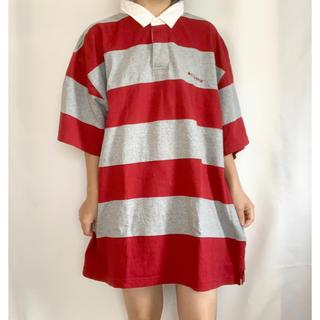 コンバース(CONVERSE)のCONVERSE ビッグポロシャツ(ポロシャツ)