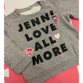 ジェニィ(JENNI)のJENNIトレーナー(Tシャツ/カットソー)