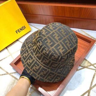 FENDI - 5500円★在庫ありFENDIフェンディロゴ男女兼用ハット帽子