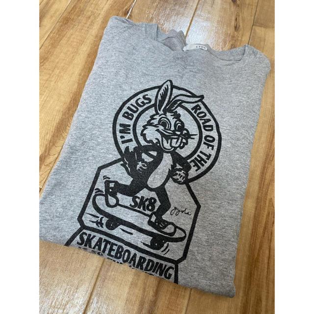 GYDA(ジェイダ)のジェイダ Tシャツ レディースのトップス(Tシャツ(半袖/袖なし))の商品写真