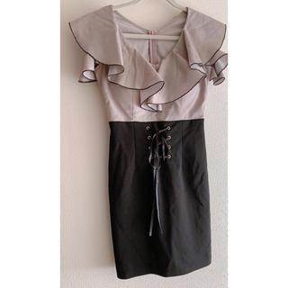 dazzy store - ウエスト リボン ドレス