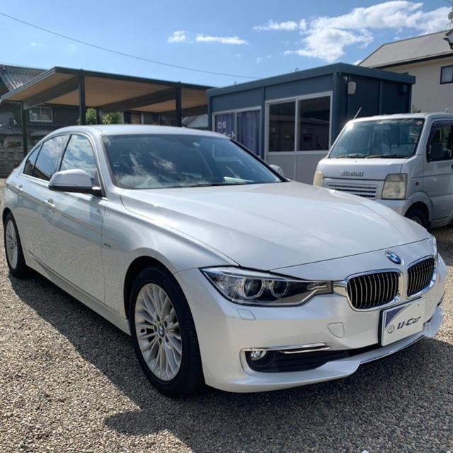 BMW(ビーエムダブリュー)の2020.10.28 成約しました。車検付き、25年320d   自動車/バイクの自動車(車体)の商品写真