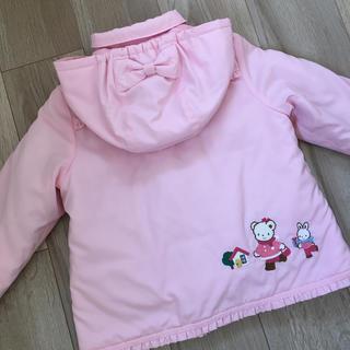 familiar - ファミリア♡コート 110 ジャンパー ピンク
