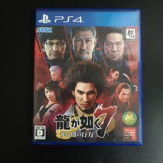 プレイステーション4(PlayStation4)の龍が如く7 光と闇の行方 PS4(家庭用ゲームソフト)