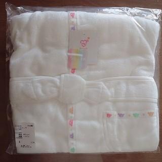 [新品・未使用]赤ちゃんの城 バスローブ