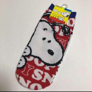 SNOOPY - 靴下 1足 (23〜25cm) /スヌーピー SNOOPY ☆未使用