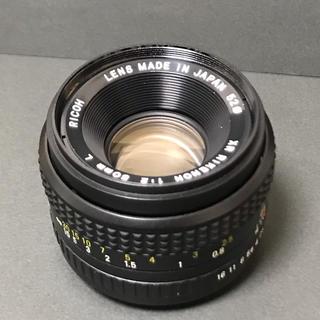 リコー(RICOH)のRICOH RIKENON XR 50mm 単焦点レンズ 富岡光学製造(レンズ(単焦点))