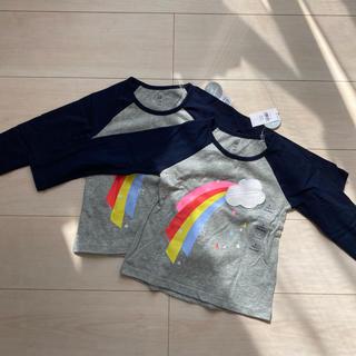 ギャップ(GAP)の長袖シャツ 双子 GAP(Tシャツ/カットソー)