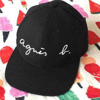 agnes b. - 大きめロゴです( ´͈ ω `͈ )੭♡⃛