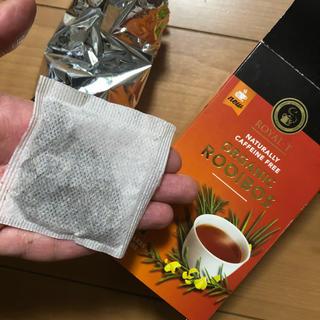 コストコ(コストコ)のオーガニック ルイボスティー  80包(健康茶)