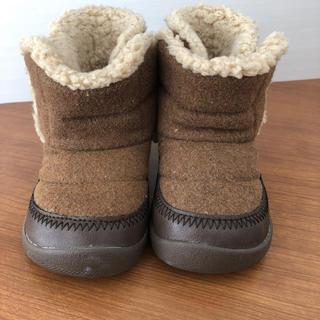 ムジルシリョウヒン(MUJI (無印良品))のブーツ 14.0 kids(スニーカー)