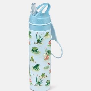 キャスキッドソン(Cath Kidston)のCath Kidston ウォーターボトル シリコン製 水筒 イギリス購入品(タンブラー)