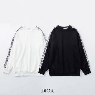 Dior - 03「2枚千円引きディオール☆ 英文ゴロ スウェットトレーナー