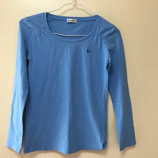 ルコックスポルティフ(le coq sportif)のle coq spoitifの長袖、サイズはM(Tシャツ(半袖/袖なし))