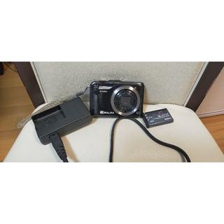 カシオ(CASIO)のEX-H20Gブラック EXILIM(コンパクトデジタルカメラ)