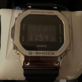 G-SHOCK - 【新品未使用】G-SHOCK GM-5600 SILVER 腕時計