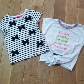 kate spade new york - 子供kate spade♡130Tシャツ