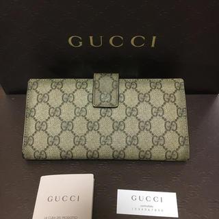 Gucci - GUCCI☆長財布