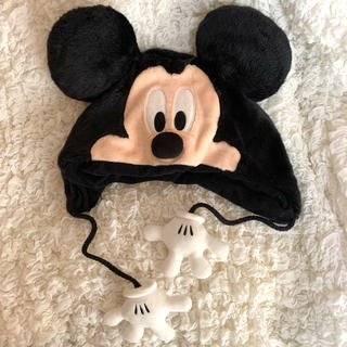 Disney - ミッキー ミッキーマウス ファンキャップ ディズニー カチューシャ 帽子