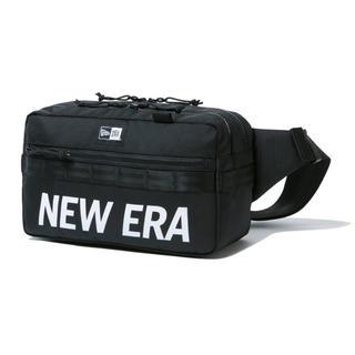 NEW ERA - ニューエラ ウエストバッグ 7L スクエア NEW ERA