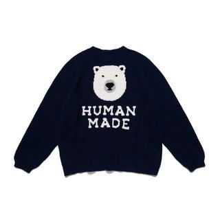 HUMAN MADE 20AW RAGLAN SLEEVE KNIT セーター