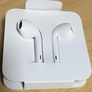 Apple - 【純正品】イヤフォン Apple x 4個 (イヤフォン台紙付き)