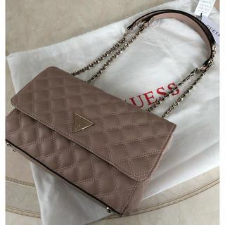 GUESS - GUESS 新品 チェーンキルティングバッグ
