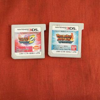 ドラゴンボール(ドラゴンボール)のドラゴンボールヒーローズ アルティメットミッション 3ds ソフト カセット(携帯用ゲームソフト)