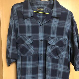グリーンレーベルリラクシング(green label relaxing)のペンドルトン レーヨンチェックシャツ(シャツ)