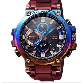ジーショック(G-SHOCK)のG-SHOCK MT-G 火山雷 MTG-B1000VL-4AJR(腕時計(デジタル))
