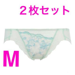 Triumph - 定価4800円/トリンプ/天使のブラ スリムライン /レギュラーショーツ/M