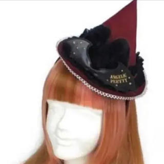 Angelic Pretty - リリカル カチューシャ型帽子