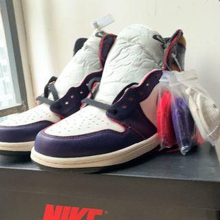 Nike SB Air Jordan 1 LA TO CHICAGO  CD65(スニーカー)