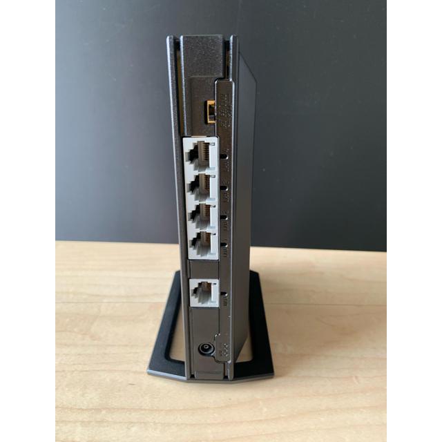 NEC(エヌイーシー)のNEC Aterm WG2600HP3 無線LANルーター スマホ/家電/カメラのPC/タブレット(PC周辺機器)の商品写真
