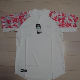 アンダーアーマー(UNDER ARMOUR)の【新品】アンダーアーマース ベースボールTシャツ(ウェア)
