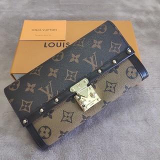 LOUIS VUITTON - ❉国内即発❉ 可愛い限定 セール♬ルイヴィトン、長財布❉小銭入れ 超美品