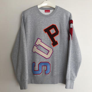 Supreme - 即完売 Supreme Big Arc Crewneck size L