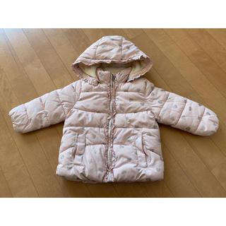 エイチアンドエム(H&M)のH&M 女の子 ジャンパー アウター 中綿入りジャンパー 防寒着 90(ジャケット/上着)