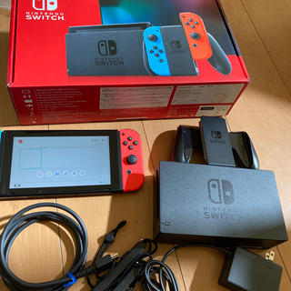 Nintendo Switch - Nintendo Switch JOY-CON(L) /(R)中古品 動作確認済