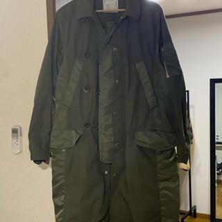 サカイ(sacai)のsacai 18ss  カプセルコレクション コート size2(ステンカラーコート)