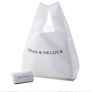 DEAN & DELUCA - 【新品】ディーンアンドデルーカ ミニマムエコバック 白