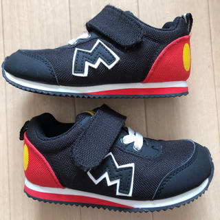 Disney - ディズニー 靴 16.0 ミッキー