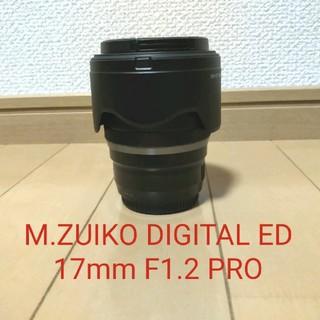 OLYMPUS - M.ZUIKO DIGITAL ED 17mm F1.2 PRO