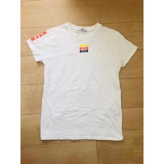 エムエスジイエム(MSGM)のMSGM キッズTシャツ ②(Tシャツ(半袖/袖なし))
