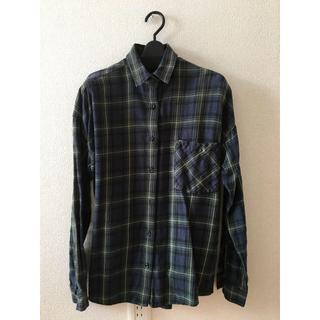 moussy - マウジー チェックシャツ ネルシャツ